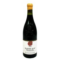 """Chateauneuf du Pape """"Barbe Rac"""" 2007 - domaine Chapoutier"""