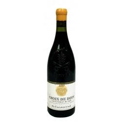 """Chateauneuf du Pape """"Croix de Bois"""" 2007 - domaine Chapoutier"""