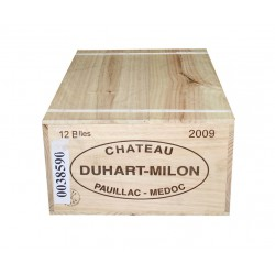 Château Duhart-Milon 2009 (CBO 12 bout.)