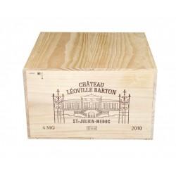 Château Leoville Barton 2010 (caisse de 6 magnums)