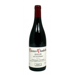 Charmes-Chambertin Mazoyères 2007 - domaine Georges Roumier