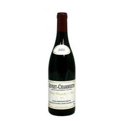 Gevrey-Chambertin 1er cru Petite Chapelle 2005 - Domaine Marchand-Grillot
