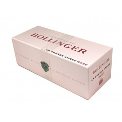 Bollinger Grande Année rosé 1999 (with coffret)