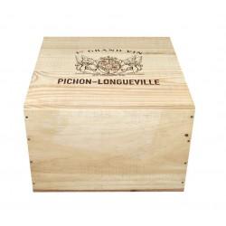 Château Pichon Longueville Baron 2010 (caisse de 6 magnum)