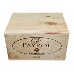 Clos Payrol 2009, Pomerol (caisse de 6 bout.)