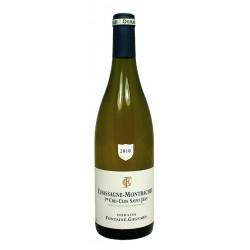 Chassagne-Montrachet 1er Cru Clos Saint-Jean (blanc) 2010 - Domaine Fontaine-Gagnard