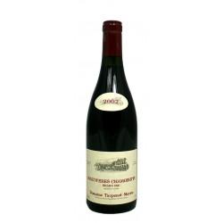 Mazoyères-Chambertin Grand Cru 2002 - domaine Taupenot-Merme