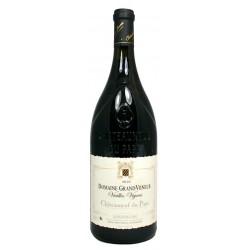 """Châteauneuf-du-Pape """"Vieilles Vignes"""" 2010 - Domaine Grand Veneur (caisse de 6 bout.)"""
