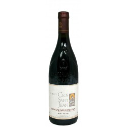 CNP 2007 - domaine Clos St Jean