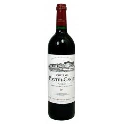Château Pontet Canet 2001