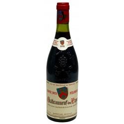 """Châteauneuf du Pape """"Cuvée des Félibres"""" 1978 - domaine de Mont-Redon"""