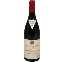 Pignan cuvée réservée 2006 - Château Rayas