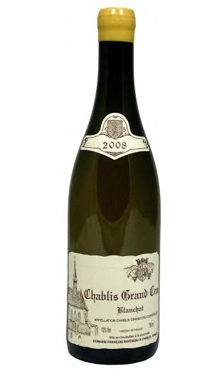 Chablis Blanchots GC 2008 - domaine Raveneau