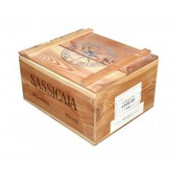 Sassicaia 1988 (caisse de 6 bouteilles)