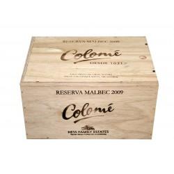 Reserva Malbec 2009 - Bodega Colome (caisse de 6 bout.)