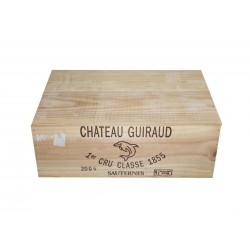 Château Guiraud 2004 (CBO 12 demi-bouteilles)