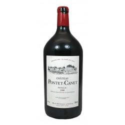 Château Pontet Canet 2000 (double magnum, 3 l)