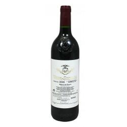 Vega sicilia unico 2000