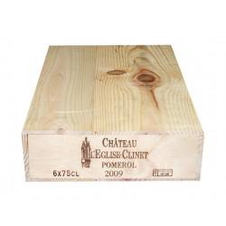 Château Eglise Clinet 2009 (case of 6 bot.)