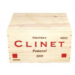Château Clinet 2009 (caisse de 6 bout.)