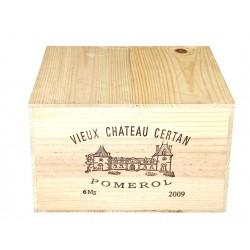 Vieux Château Certan 2009 (case of 6 mag.)