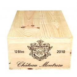 Château Montrose 2010 (CBO 12 bout.)