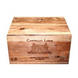 Castello Luigi Rosso del Ticino 2007 - Luigi Zanini (CBO 6 bout.)