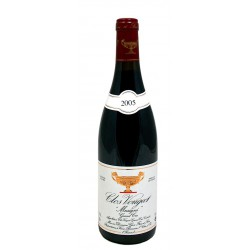 Clos de Vougeot Grand Cru 'Musigni' 2005 - Domaine Gros Frere et Soeur