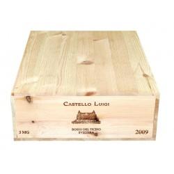 Castello Luigi 2009 - Luigi Zanini (OWC 3 magnums)