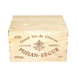 Château Phélan Ségur 2009 (caisse de 6 bout.)