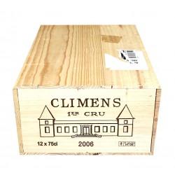 Château Climens 2006 (CBO 12 bout.)