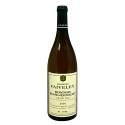 Bienvenues-Batard-Montrachet Grand Cru 2010 - domaine Faiveley