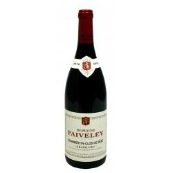 Chambertin Clos de Bèze Grand Cru 2010 - domaine Faiveley