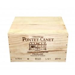 Château Pontet Canet 2010 (CBO 6 bout.)