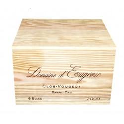 Clos de Vougeot Grand Cru 2009 - Domaine d'Eugenie (caisse de 6 bout.)