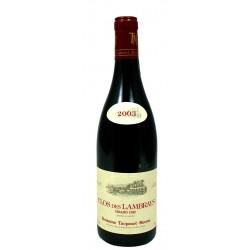 Clos des Lambrays 2003 - Taupenot Merme