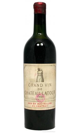 Château Latour 1934