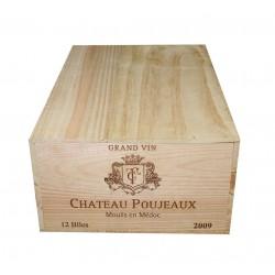 Château Poujeaux 2009 (CBO 12 bout.)
