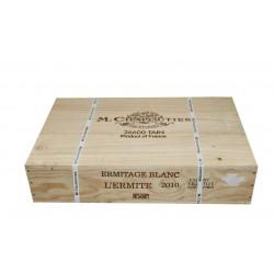Ermitage l'Ermite 2010 (blanc) - domaine Chapoutier (CBO 6 bout.)