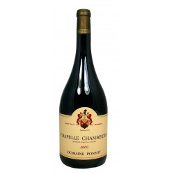 Chapelle-Chambertin GC 2009 - domaine Ponsot (magnum, 1.5 l)