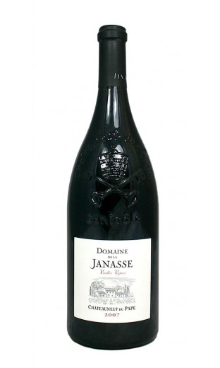 Chateauneuf du Pape Cuvee Vieilles Vignes 2007 - Domaine de la Janasse (magnum, 1.5 l)