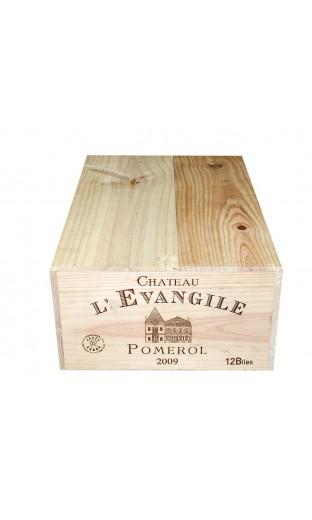 Château Evangile 2009 (OWC of 12 bot.)