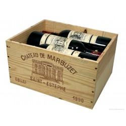 Château De Marbuzet 1990 (CBO 6 bout.)