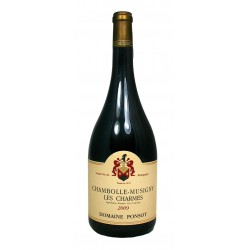Chambolle-Musigny 1er cru Les Charmes 2009 - domaine Ponsot (magnum, 1.5 l)