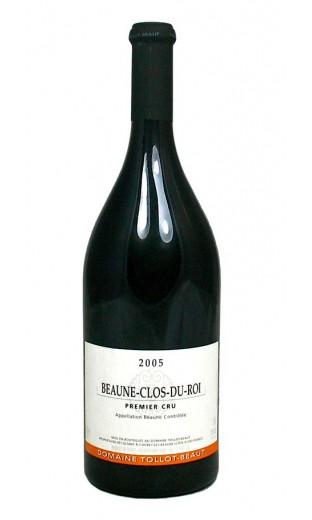 Beaune Clos du Roi 2005 -  domaine Tollot-Beaut & fils