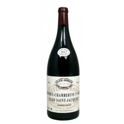 Gevrey-Chambertin Clos St Jacques 2012 - domaine Sylvie Esmonin (magnum, 1.5 l)