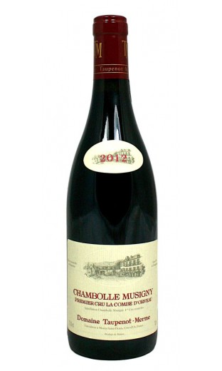 Chambolle-Musigny La Combe d'Orveau 2012 - domaine Taupenot-Merme