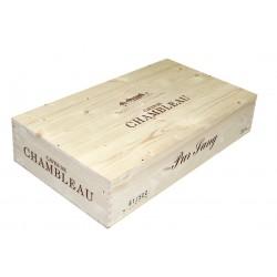Pinot Noir « Cuvée Pur Sang » 2014 - Domaine de Chambleau (caisse de 6 bout.)