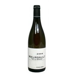 "Meursault ""En la Barre"" 2008 - Antoine Jobard"