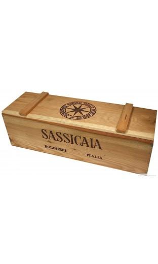 Sassicaia 1989 (CBO double magnum - 3 L)